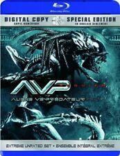 Aliens Vs. Predator - Requiem (Blu-ray Disc, 2008, 2-Disc Set, Canadian)
