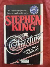 Libro Stephen King Christine La Macchina Infernale #TO1