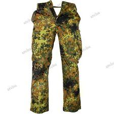 Genuine German army flecktarn camo trousers. BW military german combat pants