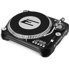 EPSILON DJT-1300 USB GIRADISCHI TRAZIONE DIRETTA QUARZO DIGITALE REVERSE MULTI-V