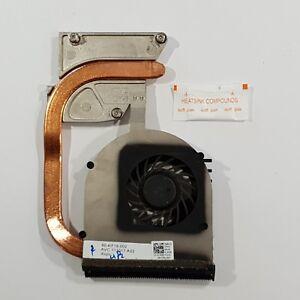 Dell Vostro 3550 Kühler Lüfter Wärmeleitpaste Fan Cooler Heatsink 014KXD
