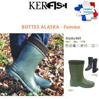 BOTTES ALASKA 869 - Femme - Légèreté, confort et chaleur, Froid jusqu'à -30°C