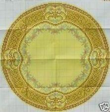 Shillcraft Exacta-Graph Paper Pattern - #252 Fresco 45x45 round w/recipe