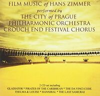 City of Prague Philharmonic Orchestra - Film Music of Hans Zimmer [CD]