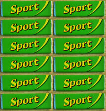 12 PIECES OF HUNGARIAN SPORT SZELET CHOCOLATE
