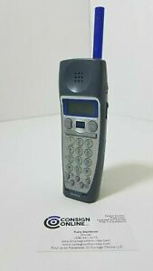 Sony SPP-S2730 Cordless Telephone Grey & Blue OEM -P461