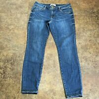 Cabi Jeans Size 8 Skinny Blue Denim Jean