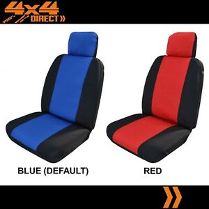 SINGLE WETSUIT NEOPRENE SEAT COVER FOR TRIUMPH TR 4A