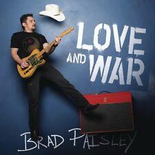 Love and War - Brad Paisley (Album) [CD]