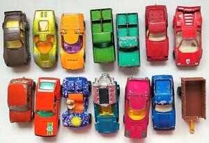 15 Matchbox 5 9 39 42 45 50 47 86 Mazda 47 Buggy 62 Renault 17 29 Mini 3 Porsche
