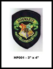 HARRY POTTER HOGWARTS SCHOOL PATCH - HP001