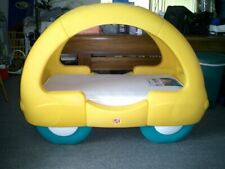Rare Step 2 Car Bed Snooze n Cruise Toddler Vw Bug w/ Sunroof Pick Up: Fl 34689