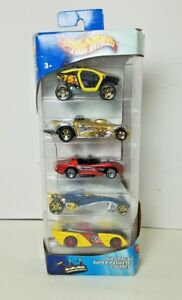 Hot Wheels B-Day Gift Pack B3583  SUPER PAQUETE COFFRET