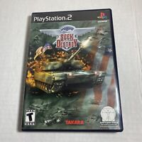 Seek and Destroy (Sony PlayStation 2, 2002) PS2 Video Game Free Shipping