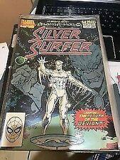 SILVER SURFER Atlantis Attacks (comics) 1989