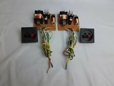 Pair(2) JBL 4800 Crossovers - Three way crossover Networks with speaker inputs
