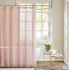 Madison Park Anna Sheer Shower Curtain