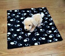Medium WATERPROOF Puppy Training Pad CAT Carrier Mat PET Dog Cage Fleece Liner