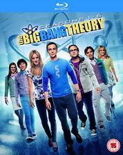 BIG BANG THEORY COMPLETE SERIES 1-6 BLU RAY Box Set Season 1 2 3 4 5 6 Brand New