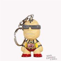 "Teenage Mutant Ninja Turtles Krang 1.5"" Kidrobot Licensed Vinyl Key Chain"