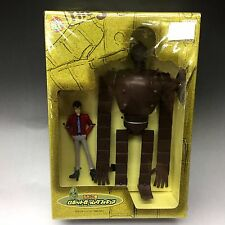 NEW LUPIN the THIRD 3rd Figure Robot Soldier Lambda Japan Auth Tracking 2003