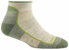 Darn Tough Women's 1/4 Cushion Socks Green Tea Small