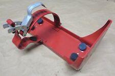 Porta estintore / Portaestintore rosso Braket fire extinguisher  diametro 14 cm