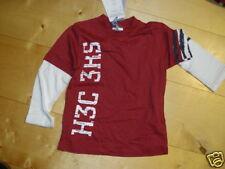 paglie- Camisa, rojo talla 110-152