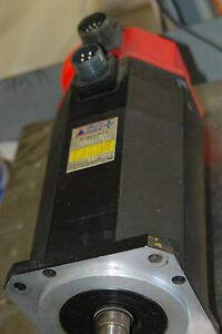 Fanuc A06B-0512-B501-#8008, 110v,  2000RPM Servo Motor