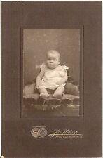 CAB photo Schönes Kinderbild / Baby - Krefeld um 1910