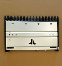 JL Audio 300/2 Slash Series 2 Channel Amplifier * Tested and Fully Working *