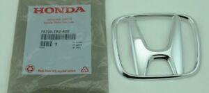 NEW OEM 2008-2017 Honda Accord Civic Odyssey Fit HR-V Front Emblem 75700-TA0-A00