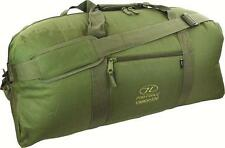 Green Cargo Travel Holdall 100 Litres camping cadets forces D of E ARMY RAF