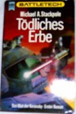 BATTLETECH 10 - TÖDLICHES ERBE  #22#