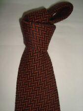 Cravatta Ermenegildo Zegna made in Italy 100% lana - nuova 23e08bc7a76