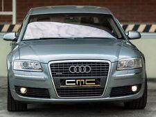 Scheinwerferblenden für Audi A8 D3 Böser Blick Scheinwerfer eyebrows Facelift