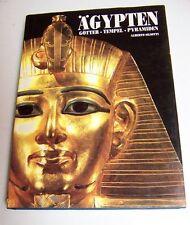 Ägypten. Götter, Tempel, Pyramiden ,Afrika,Geschichte Alberto Siliotti