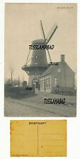 Niederlande Molen Sluis Holland alte Windmühle Mühle Postkarte