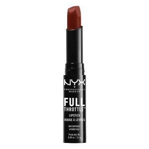 NYX Full Throttle Lipstick, FTLS01 Con Artist