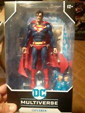 MCFARLANE DC MULTIVERSE SUPERMAN FIGURE
