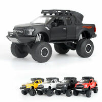 F-150 Pickup OFF-Road 1:32 Diecast Model Car Toy Collection Gift Ford Raptor