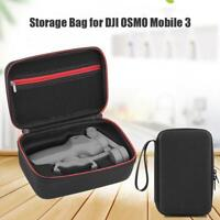Hard Storage Bag Box Double Zipper Travel Carrying Case for DJI OSMO Mobile 3