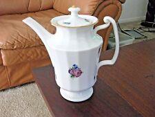 "Vintage Royal Copenhagen Henriette Small Coffee Pot 7"" 1/8565"