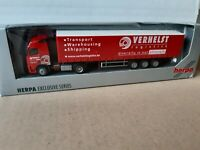VOLVO Verhelst Logistics Nv - Oudenburg 8460 BELGIUM Exclusiv TOP Excluisv