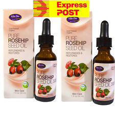 Rosehip Organic Seed Oil,Pure  Skin Care, pure 1 oz (30 ml) 2 BOTTLES