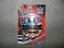 WWE USA Championship Champion Belt Buckle