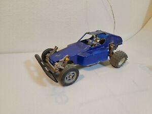Tamiya Vintage Rough Rider Buggy Champ -For Parts or Repair-