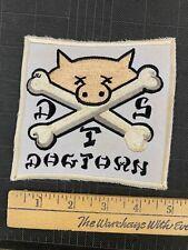 Vintage Dogtown Skateboard Patch Wes Humpston Tony Alva Jay Adams 5x5