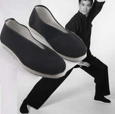 Bruce lee vintage Chinese Tai Chi Cloth Shoes PURE COTTON