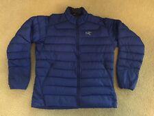 Arcteryx Down Jacket - Men's Large - Blue